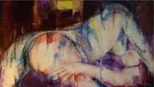 """""""conseil des arts Arly Auclair peinture nue figuratif cv biographie"""""""