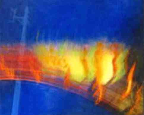 """conseil des arts Shelley Freeman figuration abstraction peintre cv"""