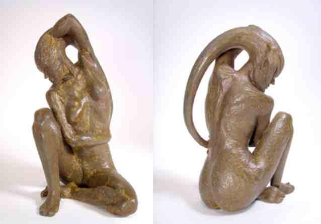 """""""conseil des arts Michel Gautier figuration sculpture bronze cv biographie"""""""