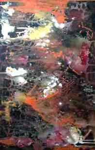 """conseil des arts Louise Gingras figuration abstraction peintre cv"""