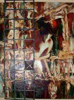 """conseil des arts Nikolai Kupriakov peinture nue figuratif cv biographie"""