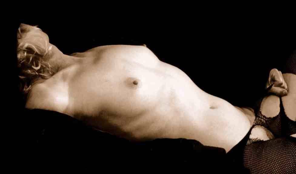 """""""conseil des arts Michael Rutland photo nue figuratif photographe cv biographie"""""""
